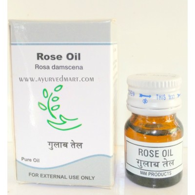 Dr. Jain's ROSE Oil