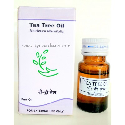 Dr. Jain's TEA TREE Oil