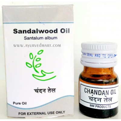 Dr. Jain's CHANDAN Oil