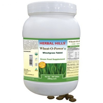 Wheatgrass, Value Pack 900 Tablets