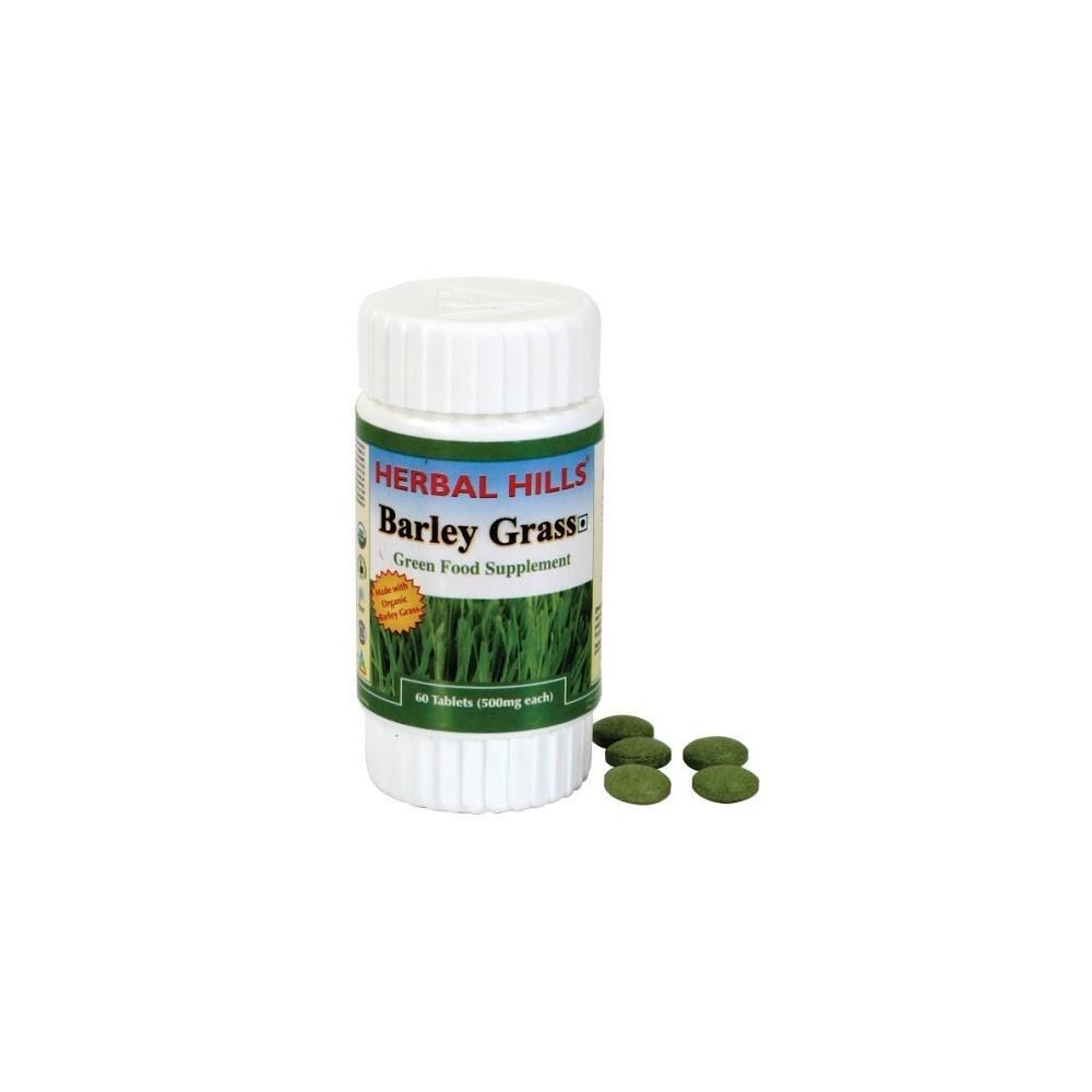 Barley Grass, 60 Tablets