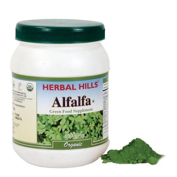 Alfalfa 100 gm Powder