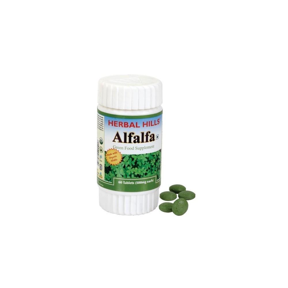 Alfalfa, 60 Tablets