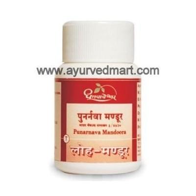 Dhootpapeshwar Punarnava Mandoora