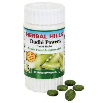 Dudhi Power ( Bottle Gourd), 60 Tablets