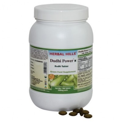 Dudhi Power, Value Pack 900 Tablet
