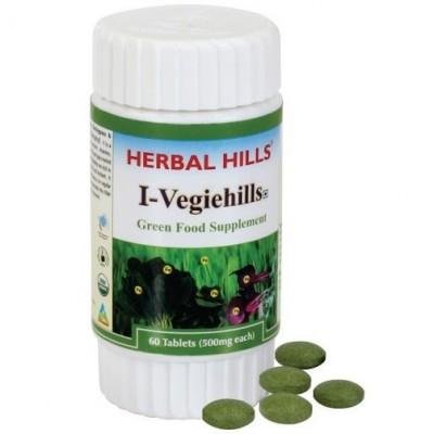 I Vegiehills, 60 Tablets