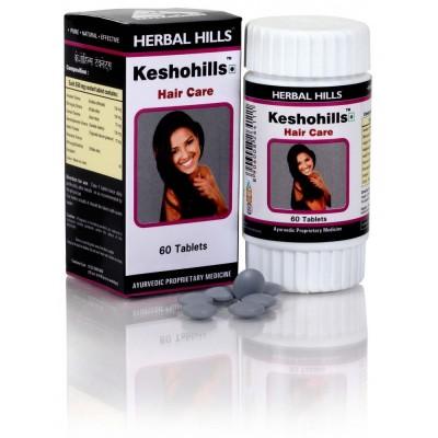 Keshohills, 60 Tablets