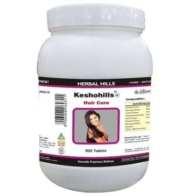 Keshohills, Value Pack 900 Tablets