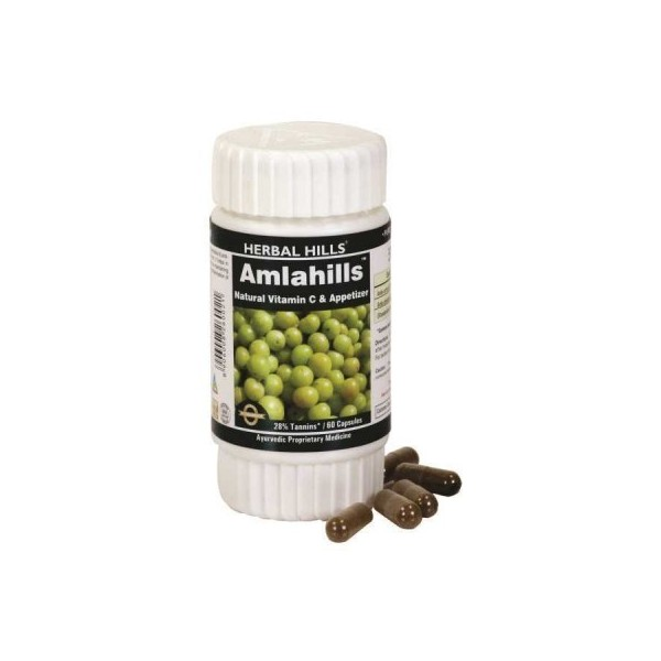 Amlahills, 60 Capsule