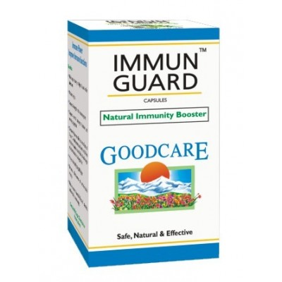Goodcare IMMUN GUARD CAPS, 60 caps