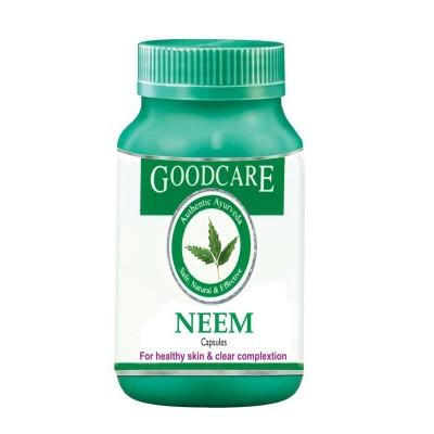 Goodcare NEEM CAPS, 60 caps