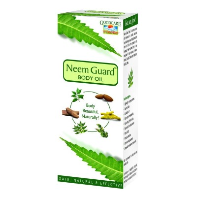Goodcare NEEM GUARD BODY, OIL 100 ml