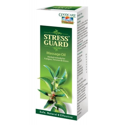 Goodcare STRESS GUARD MASSAGE OIL, 100 ml