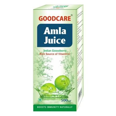 Goodcare GOODCARE AMLA JUICE, 1 LTR