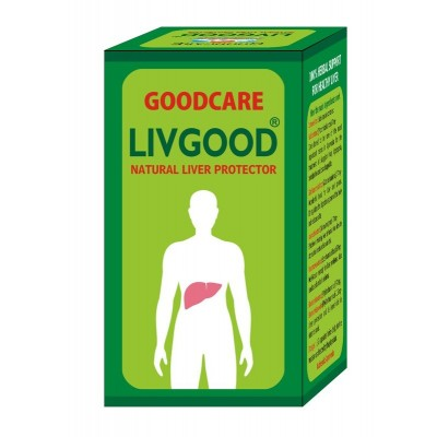 Goodcare LIVGOOD, 60 caps