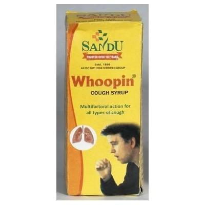 Sandu Whoopin Cough Syrup