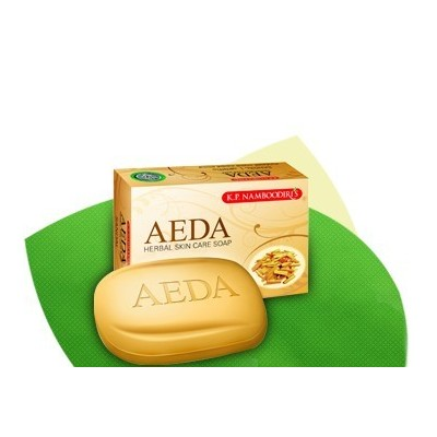 AEDA Sandal Soap, 75gm