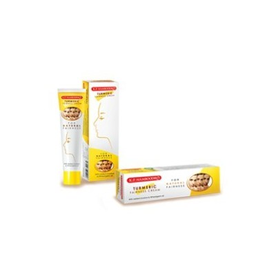 K P Namboodiris Turmeric Fairness Cream, 25gm