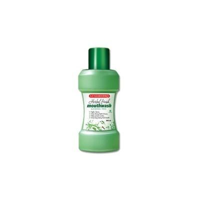 K P Namboodiris Herbal Fresh Mouth Wash, 250ml