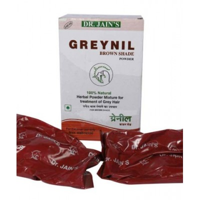Dr. Jain's GREYNIL (BROWN)