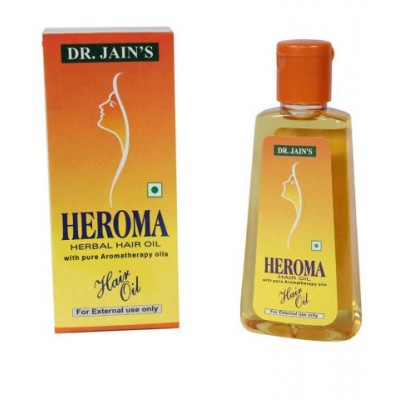 Dr. Jain's HEROMA HAIR OIL