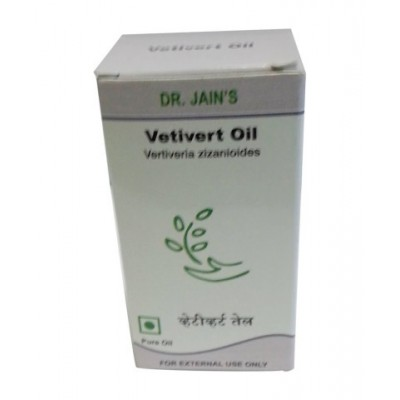 Dr. Jain's VETIVERT Oil