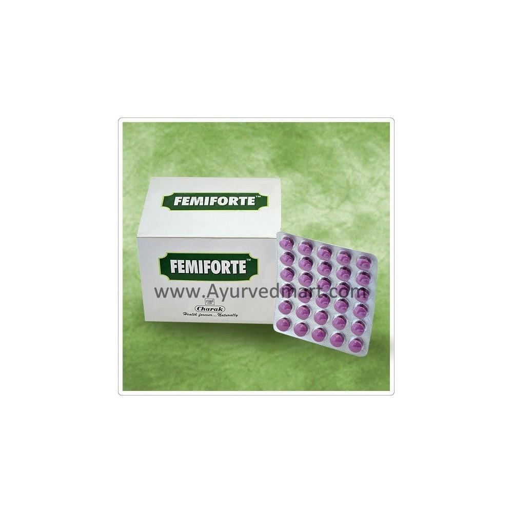 Charak Femiforte Tablet