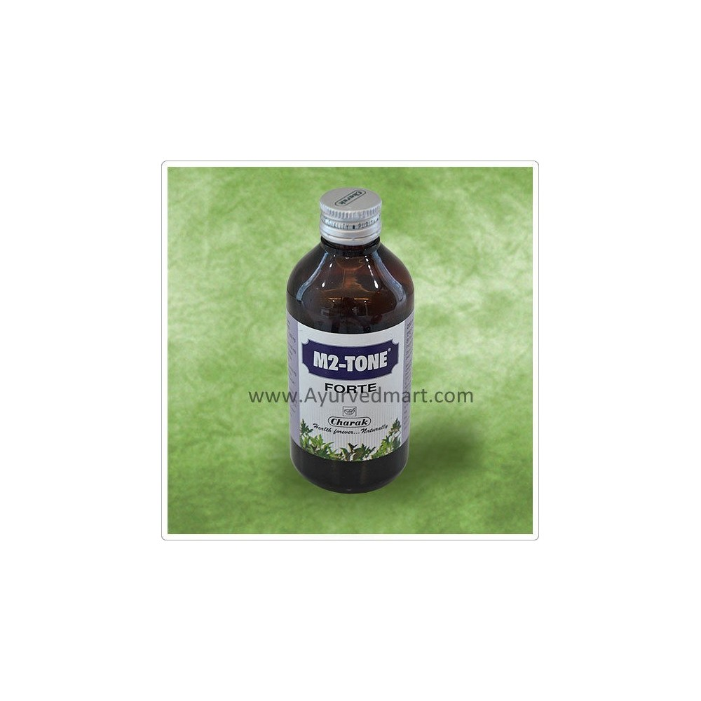Charak M2 Tone Forte Syrup