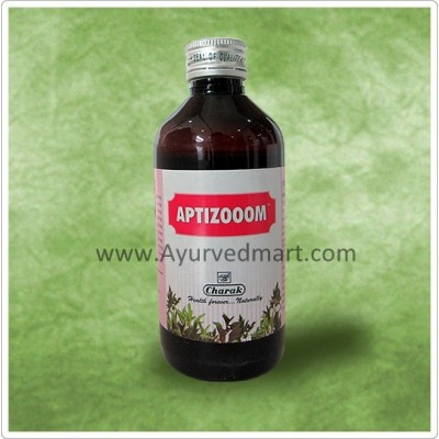 Charak Aptizooom Syrup
