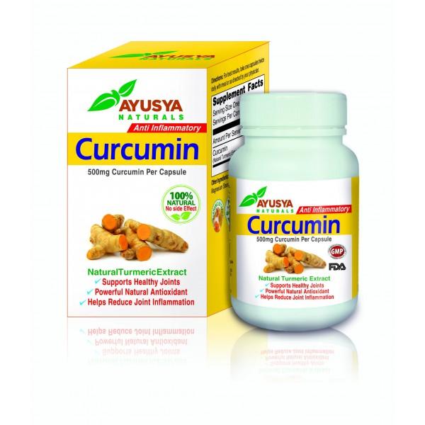 CURCUMIN ANTIOXIDANT