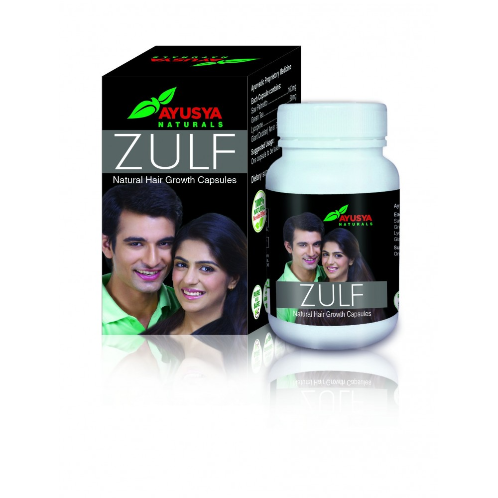 Ayusya Zulf Hair Growth Capsules