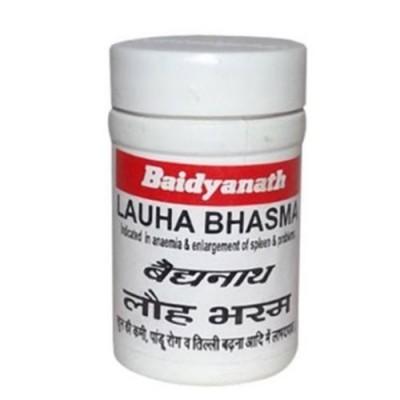 Baidyanath LOHA BHASMA SHATPUTI, 2.5 GM