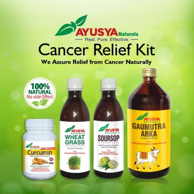 Ayusya Cancer Relief Kit