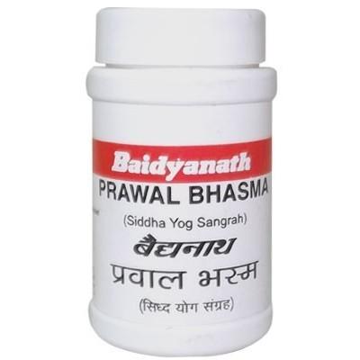 Baidyanath PRAWAL BHASMA (CHA.PUTIT), 5 GM