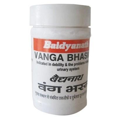 Baidyanath VANGA BHASMA, 10 GM