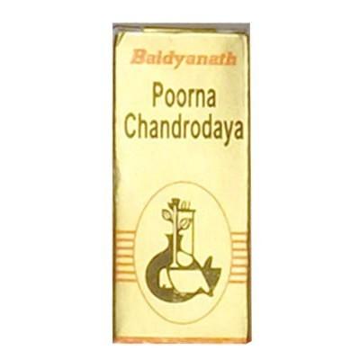 Baidyanath POORNA CHANDRODAYA, 20 TAB