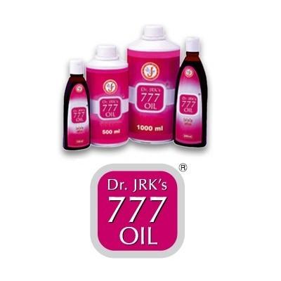 DR. JRK'S 777 OIL