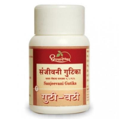 Dhootapapeshwar Sanjivani Gutika
