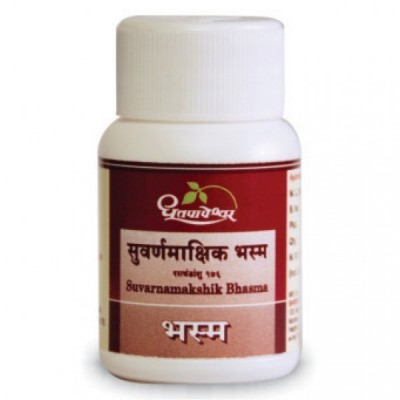 Dhootapapeshwar Suvarnamakshik Bhasma