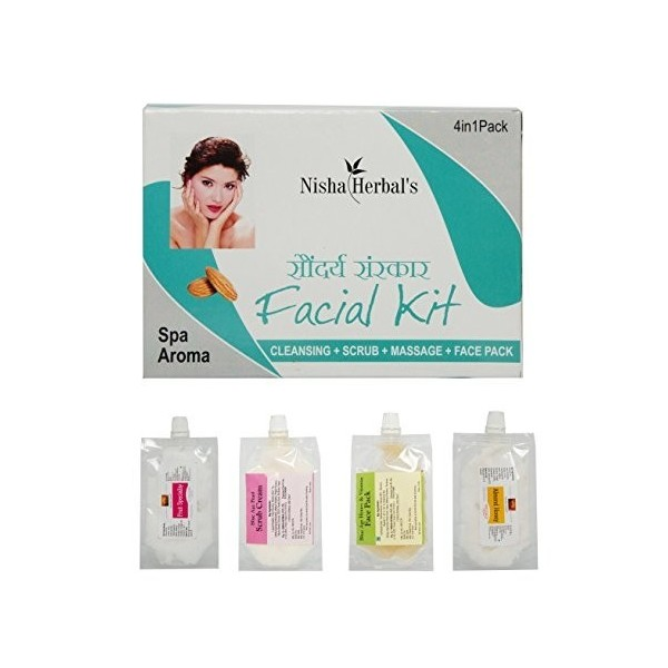 Nisha Herbal facial Kit
