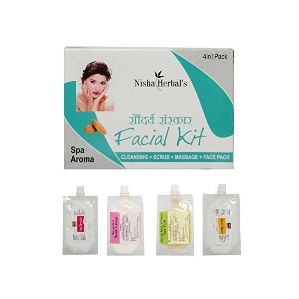 Nisha Herbal facial Kit