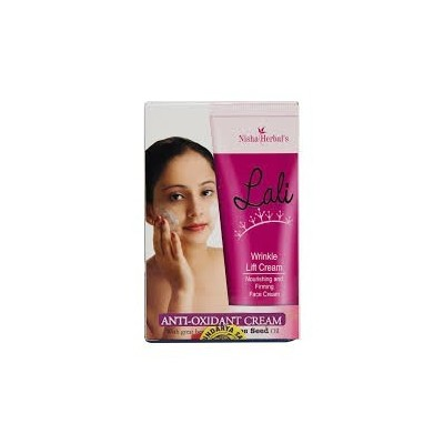 Nisha Herbal Wrinkle Lift Cream
