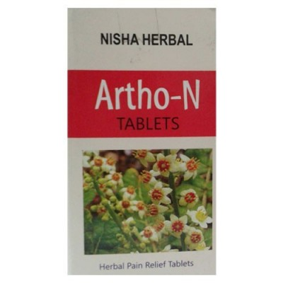 Nisha Herbal Artho-N Tablet