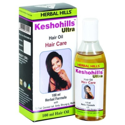 Keshohills Ultra Oil 100 ml