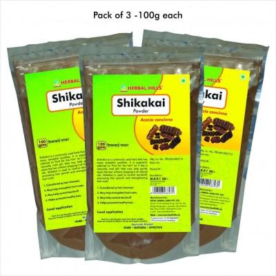 Shikakai Powder, 100 gms powder