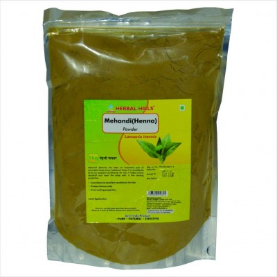Mehandi powder, 1 kg powder