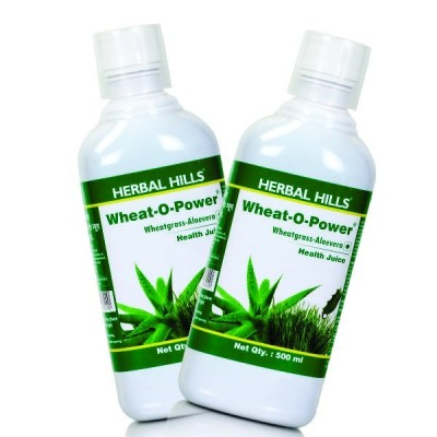 Wheat-O-Power(Aloe Wheatgrass) (Combo)