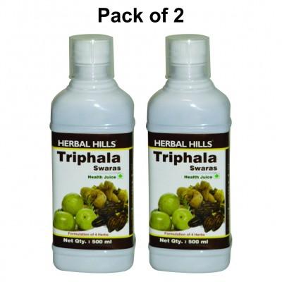 Triphalahills Juice Combo