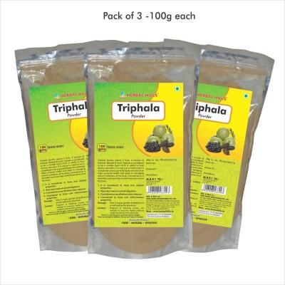 Triphala Powder, 100 gms powder